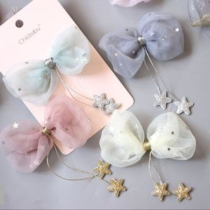 Accessories - 5-piece girl hair clip set